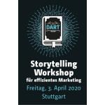 Workshop Storytelling für effizientes Marketing – Stuttgart