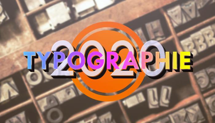 Typographie-Trends 2020: Die gefragtesten Styles des Jahres