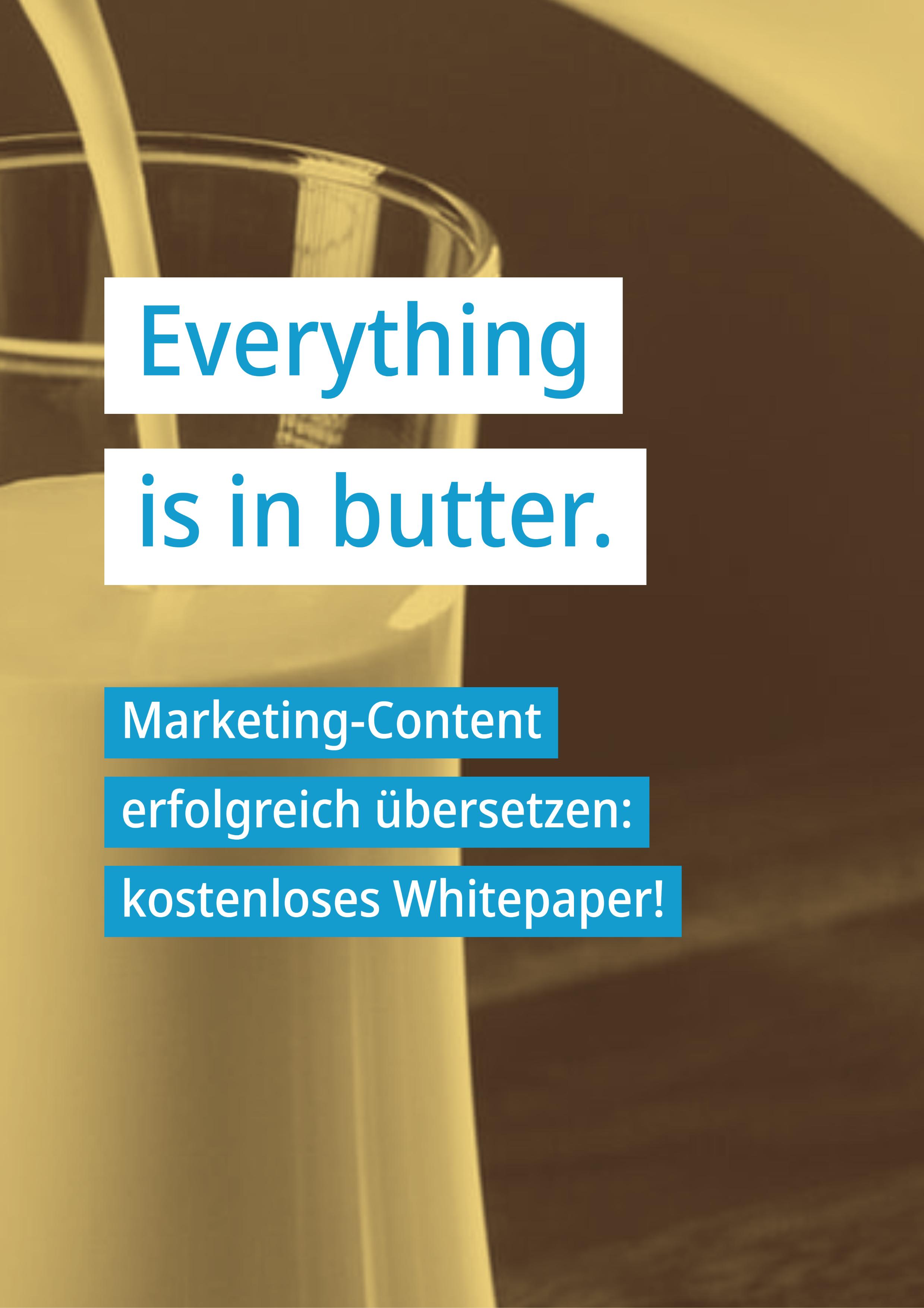 Marketing-Content erfolgreich übersetzen