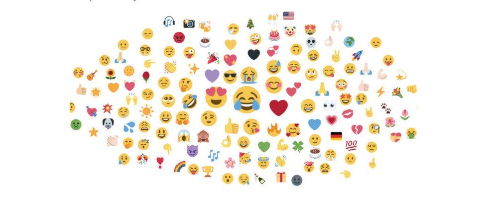 Die Top Emojis auf Twitter – Insights für den optimalen Social-Auftritt