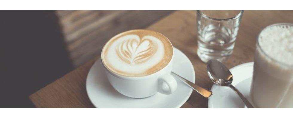 Kurz erwähnt: Lust auf einen Kaffee?