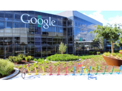 Google HQ in Mountain View