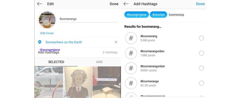 Instagram Marketing: Story Highlights könnten bald searchable werden