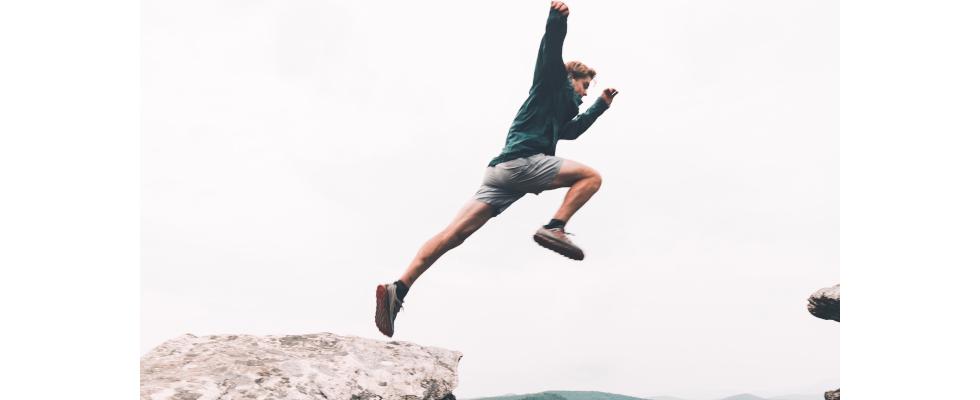 Los, springt! 6 Tipps, um Innovationen neu zu denken
