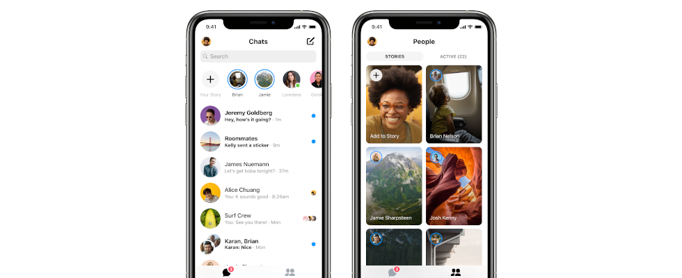Facebook launcht schlankere Version des Messengers für iOS