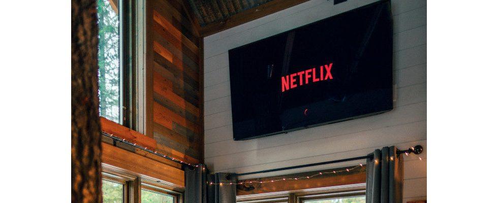 Netflix schraubt Traffic in Europa um 25 Prozent herunter