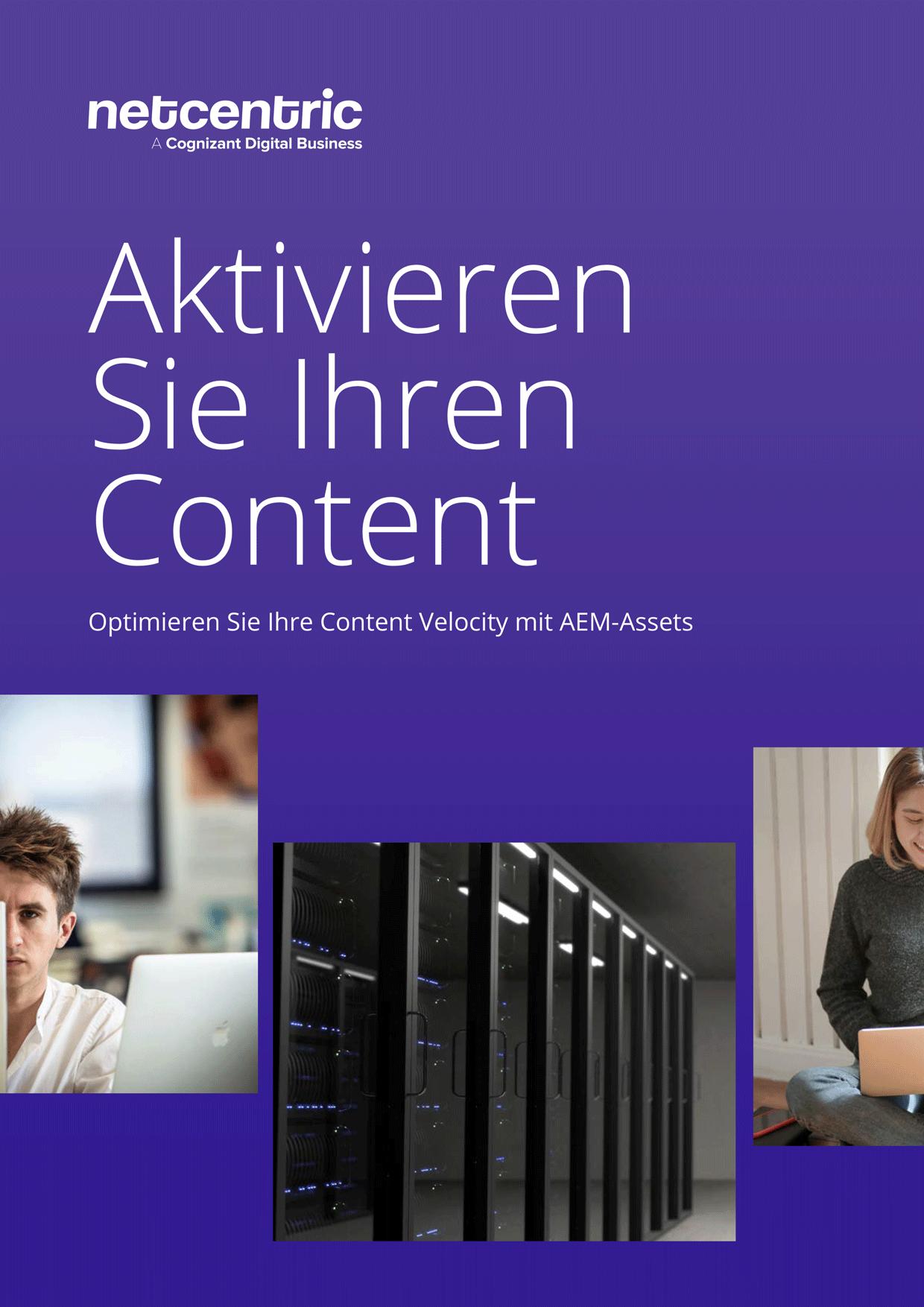 Netcentric - Aktivieren Sie Ihren Content