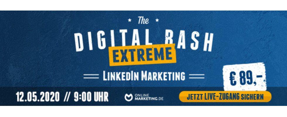 Kurz erwähnt: The Digital Bash EXTREME