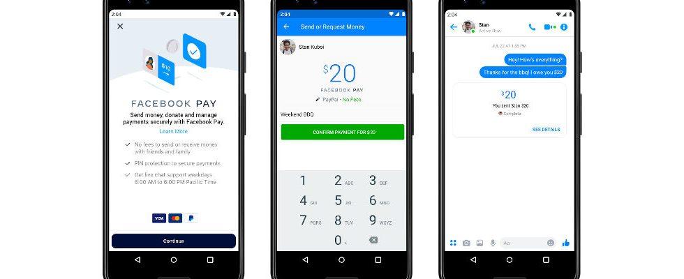Spenden, kaufen oder leihen: Instagram testet Facebook Pay in der App