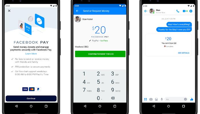 Facebook Pay - Bald vielleicht schon auf Instagram