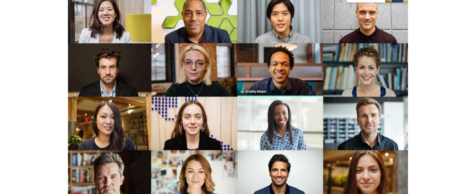 Skype und Google Meet kopieren Zoom für bessere Videokonferenzen