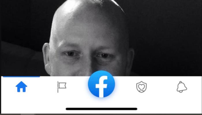 Press F: Facebook testet überdimensionalen Menü-Button