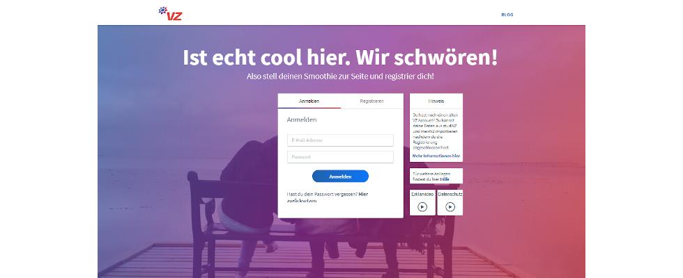 Endlich wieder Gruscheln: Gruppennetzwerk VZ wird Nachfolger von Mein VZ und Studi VZ