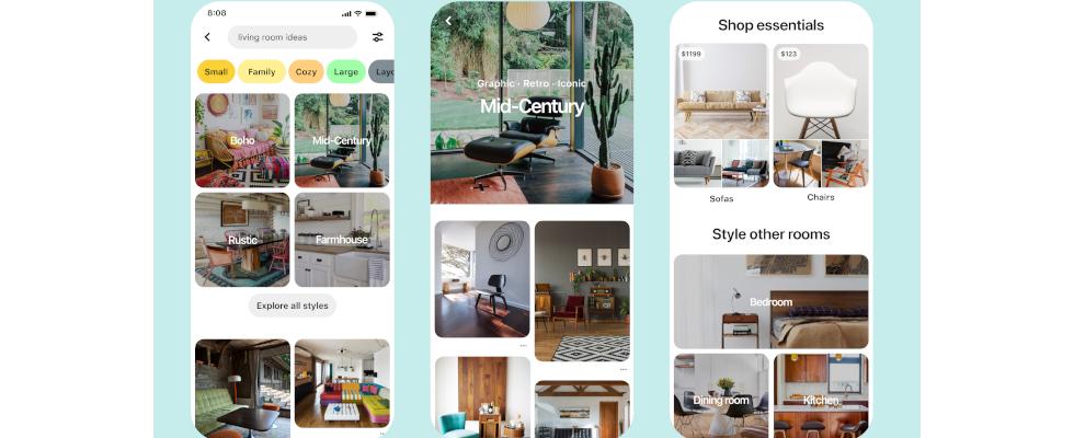 Als Hilfe in der Coronakrise: Pinterest launcht neue Shopping-Optionen