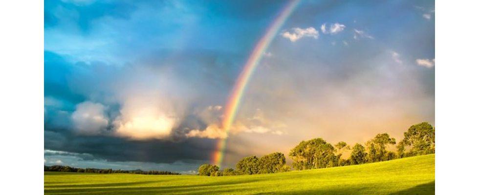 Kurz erwähnt: Tag des Regenbogens