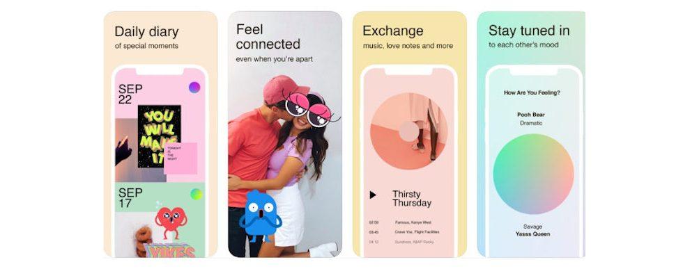 "Facebook launcht neue Pärchen-App ""Tuned"""
