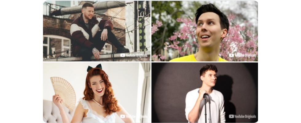 YouTube launcht kostenfreie Originals mit Lele Pons, Joseph Gordon-Levitt und weiteren Stars