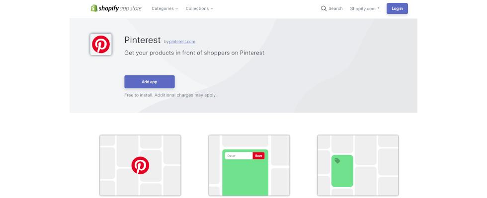 Mit neuer App: Pinterest bietet Shopify-Händlern neues Level des Social Commerce