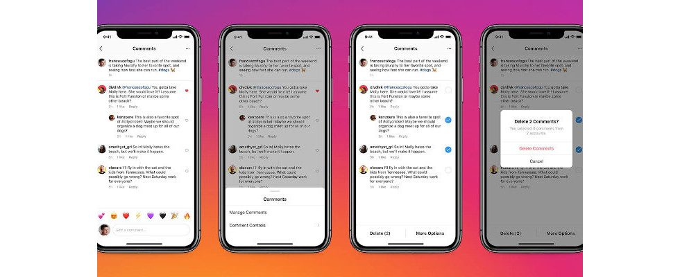 Gegen Cyber Bullying: Instagram launcht neue Features