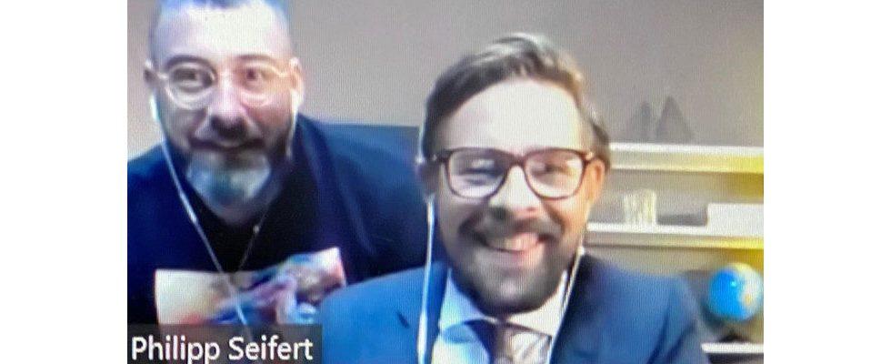 Late Night Berlin: Mit Klaas und Sido im Zoom Meeting – Team Building zu Coronazeiten
