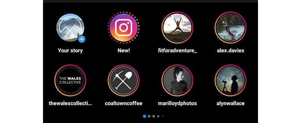 Bye bye, Feed Post? Instagram testet neues Story Display