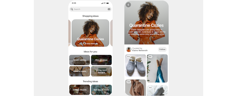Neues Feature für Pinterest: Mit Shopping Spotlights alle Produkte deiner Fashion Favorites in einer Liste