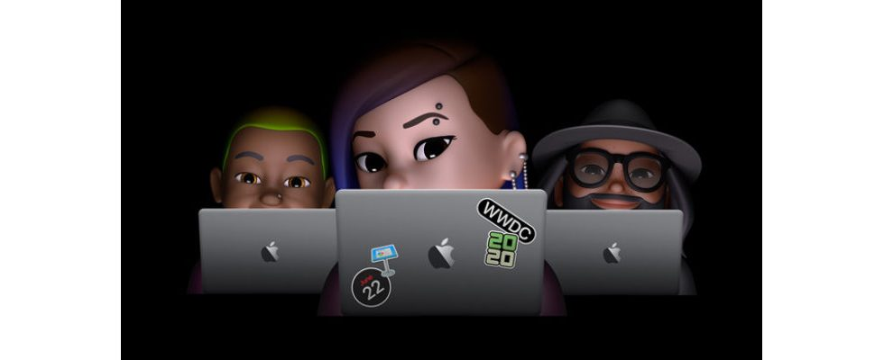Apple gibt Details zur diesjährigen WWDC bekannt