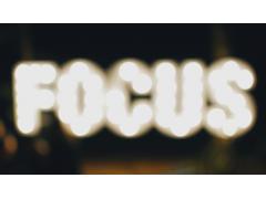 Focus Sign