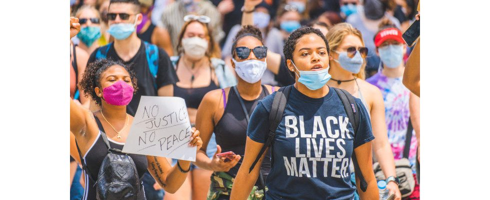 #Blacklivesmatter: Tech-Konzerne wollen Creator aus der Black Community fördern