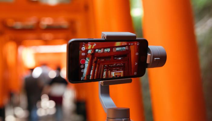 Erklärvideo auf Smartphone