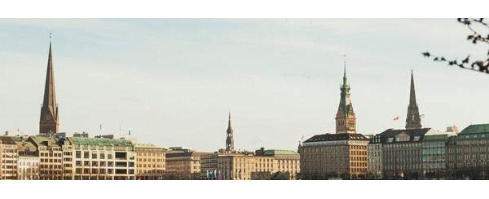 Kurz erwähnt: Sommer in der Hafenstadt Hamburg