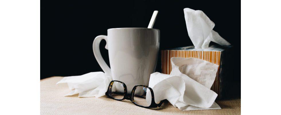 Präsentismus: Wieso so viele Mitarbeiter krank zur Arbeit kommen