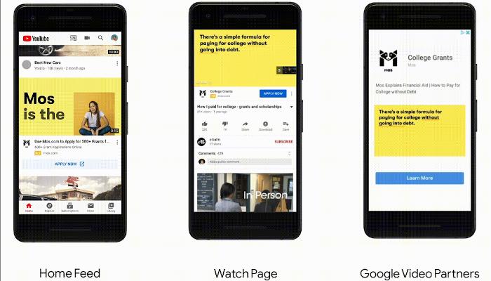 Neue Features für Video Ads