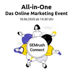 All-in-One – Das Online Marketing Event