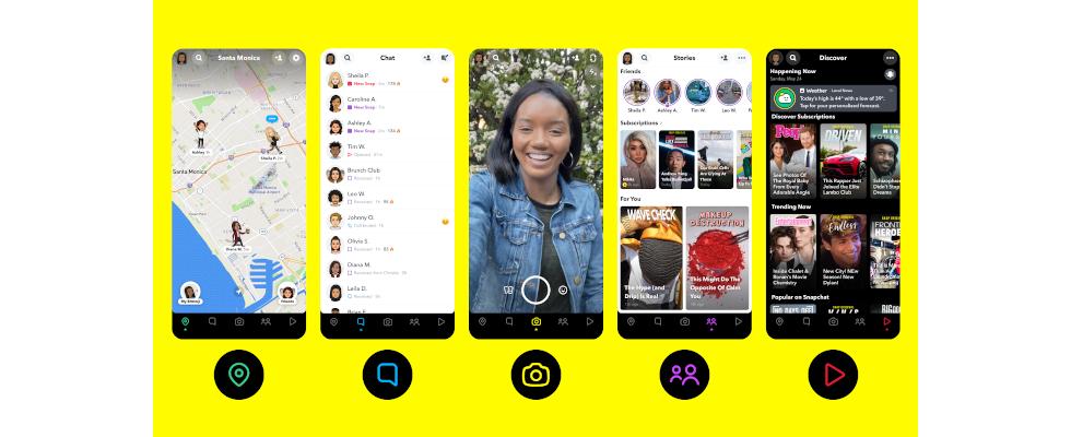 AR Features und Shops in der SnapMap: Snapchat präsentiert umfassende Neuerungen für die App