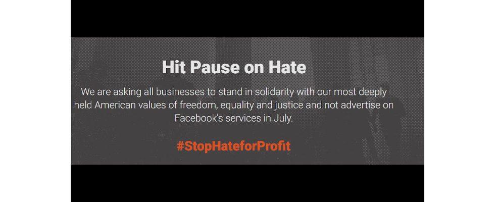 Mozilla vs. Facebook: Apple, Disney und Co. sollen von #StopHateforProfit überzeugt werden