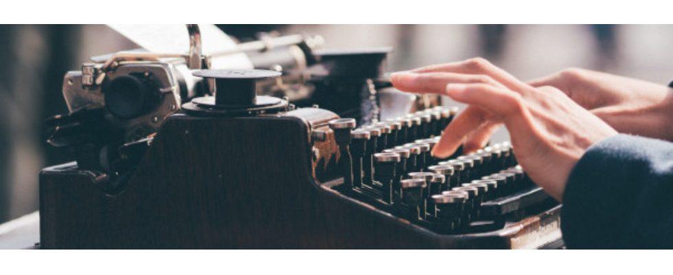 Kurz erwähnt: Besitzt noch jemand eine Schreibmaschine?
