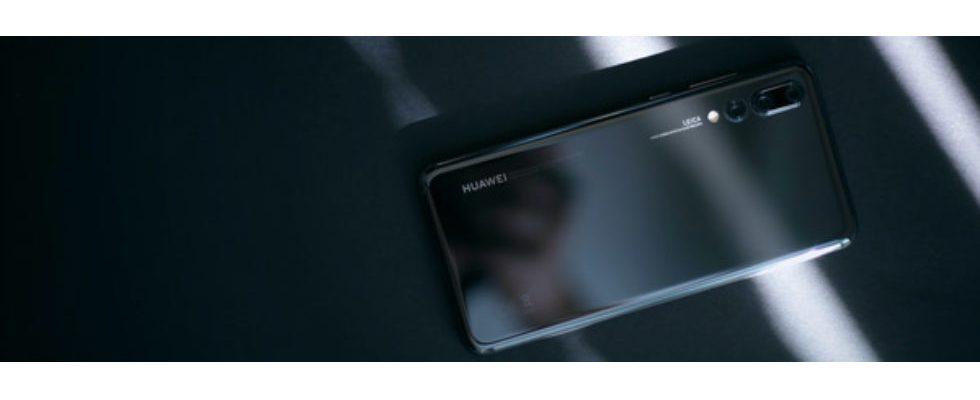 Kurz erwähnt: Daumenschrauben für Huawei
