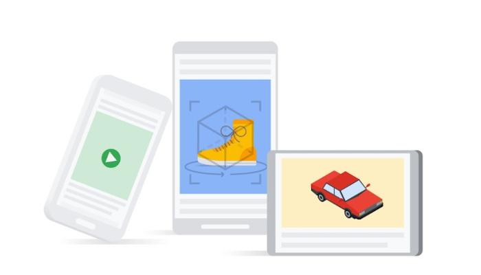 Neues Format: Google Swirl ermöglicht jetzt 3D-Ads | OnlineMarketing.de