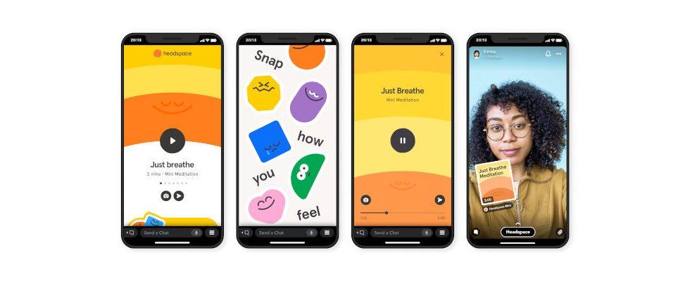 Revolution im Kleinen? Snapchat launcht Snap Minis