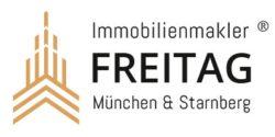 Immobilienmakler FREITAG® in  Neubiberg-München – 360 Grad Rundgänge