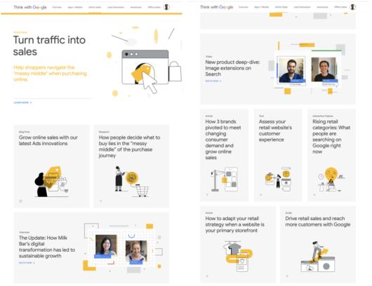 Neue Insights aus dem Advertising Solutions Center von Google