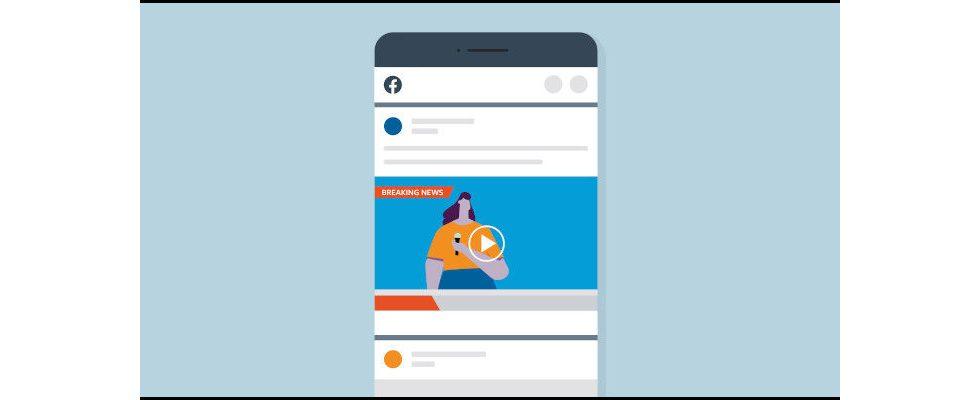 Facebook: Das sind die am meisten geteilten Inhalte auf der Plattform