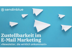 Sendinblue Zustellbarkeit im E-Mail Marketing