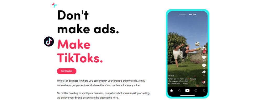 So geht Marketing auf TikTok: Diese Tipps hat die App für Unternehmen