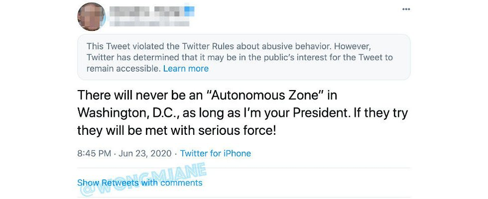 Twitter-Test: Können bald auch kommentierte Retweets verfolgt werden?