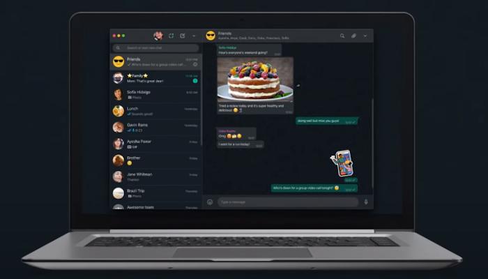 WhatsApp launcht Dark Mode für Desktop und bringt animierte Sticker | OnlineMarketing.de