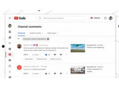 Das neue YouTube Studio mit den Smart Replies als neues Feature