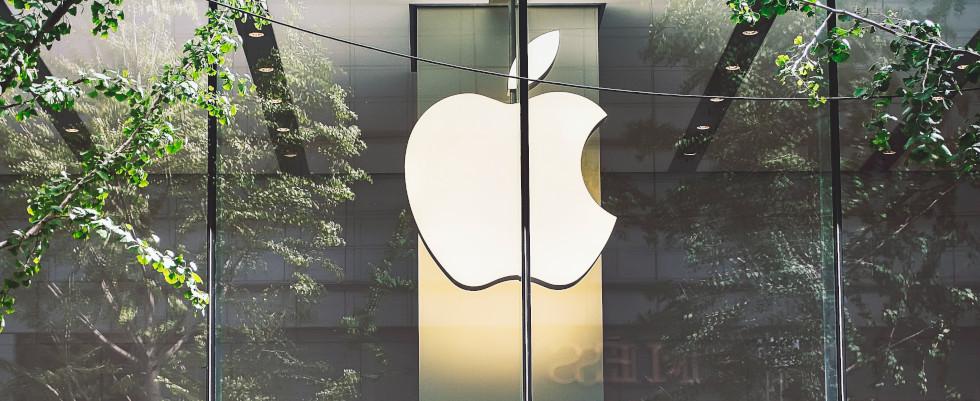 Allzeitrekord bei Apple: 111 Milliarden US-Dollar Quartalsumsatz