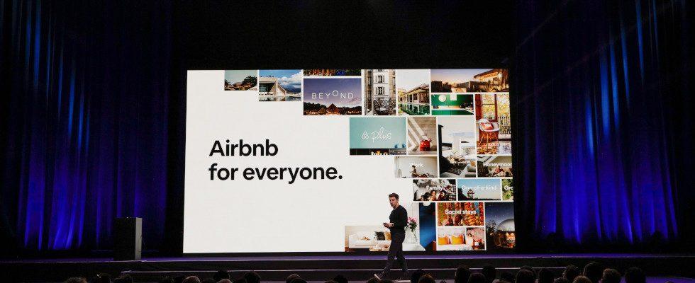 Nach der Pandemie: Airbnb bereitet erneuten Börsengang vor